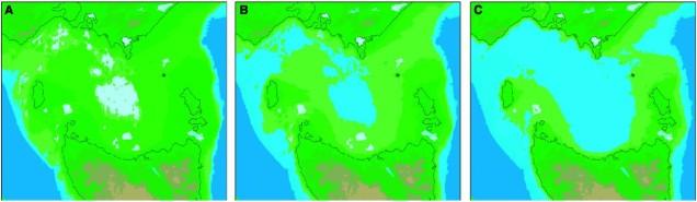 Bass Strait timelapse