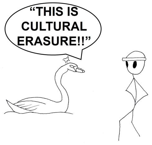 Swan comic 2