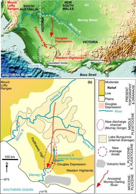 Waters Pliocene tectonics figure